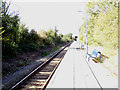 TL7818 : White Notley Railway Station by Adrian Cable