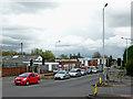 SO9196 : Parkfield Road in Wolverhampton by Roger  Kidd