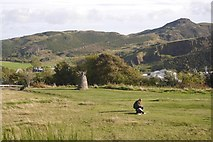 NT2674 : On Calton Hill by Richard Webb