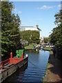 SP0888 : Birmingham & Fazeley Canal - Aston flight of locks by Chris Allen
