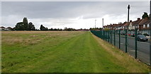 SP0793 : Burford Road Playing Fields by Paul Collins