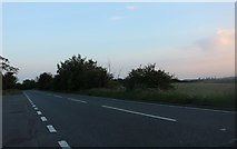 TL0834 : Bedford Road south of Silsoe by David Howard