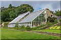 NU0602 : Conservatory, Formal Garden, Cragside by Ian Capper