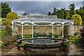 NU0602 : Arbour, Formal Garden, Cragside by Ian Capper