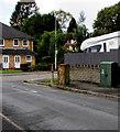 ST1581 : Two cabinets, Lon-y-rhyd, Rhiwbina, Cardiff by Jaggery