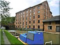 SP7253 : Blisworth Mill by Mike Faherty