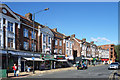 TQ1589 : High Street, Wealdstone by Des Blenkinsopp