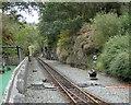 SH6441 : The line to Porthmadog by Gerald England