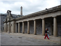 SX4653 : Former slaughterhouse, Royal William Yard, Plymouth by Stephen Richards