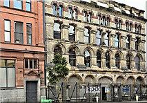 J3474 : Former Riddel's warehouse, Ann Street, Belfast (October 2019) by Albert Bridge