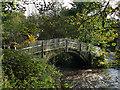 SE1038 : Beckfoot Lane packhorse bridge by Stephen Craven