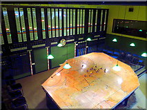 TQ0683 : The No.11 Group Operations Room, Uxbridge by Andrew Curtis