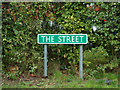 TL6467 : The Street sign by Adrian Cable