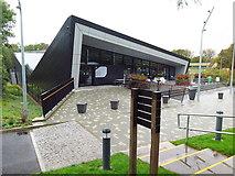 TQ0683 : Battle of Britain Bunker Exhibition Centre, Uxbridge by Andrew Curtis