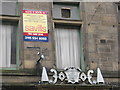 NT5014 : For Sale Notice, Hawick by M J Richardson