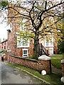 SK2523 : Trent Bridge House, Meadow Road, Burton-upon-Trent, Staffs. by David Hallam-Jones