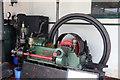 SN2949 : Internal Fire Museum of Power - Gardner engine by Chris Allen