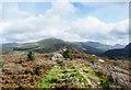 SH5257 : Summit area of Moel Smytho by Trevor Littlewood