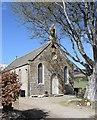 NJ3716 : The auld kirk, Belnacraig (Glen Buchat) by Bill Harrison