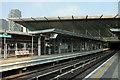 TQ3884 : Docklands Light Railway, Stratford by Derek Harper