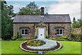 NU1913 : Column Cottage by Ian Capper