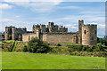 NU1813 : Alnwick Castle by Ian Capper