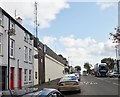 J1418 : The disused PSNI Station at Warrenpoint by Eric Jones