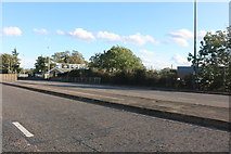TQ7269 : Watling Street, Strood by David Howard