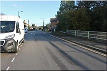 TQ7471 : Higham Road going above Hasted Road by David Howard