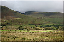 NY1807 : View Towards Sca Fell by Peter Trimming
