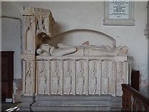 SO4465 : Tomb of Sir Richard Croft by Philip Halling