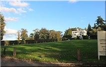 TQ7170 : Little Hermitage wedding venue, Gadshill by David Howard