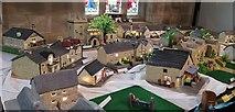 SK2176 : Village in cakes by Chris Morgan