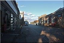 TQ7669 : East Road, Chatham Dockyard by David Howard