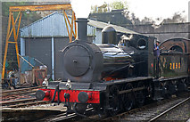 SD8010 : East Lancashire Railway - all is not as it seems! by Chris Allen