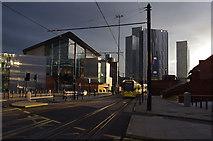 SJ8397 : Lower Mosley Street by Ian Taylor