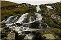 SH6769 : Waterfalls on Afon Goch by Hansjoerg Lipp