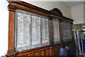 TG5206 : Edward Worlledge Ormiston Academy War Memorial and Roll of Honour by Adrian S Pye
