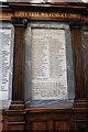 TG5206 : Edward Worlledge Ormiston Academy WW1 War Memorial by Adrian S Pye