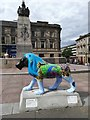 NS4864 : Pride of Paisley Lion by Thomas Nugent