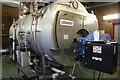 SD5705 : Trencherfield Mill - boiler by Chris Allen