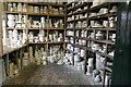 SJ9143 : Gladstone Pottery Museum - mould store by Chris Allen