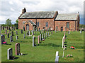 NY5738 : St Michael & All Angels Church, Addingham, Glassonby (2) by Mike Quinn