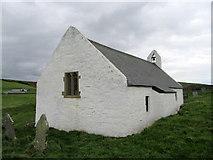 SN1952 : Mwnt Church by John H Darch