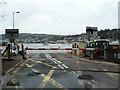 SX8852 : Upper Ferry Crossing, Kingswear by Chris Allen