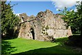 SJ7314 : The remains of Lilleshall Abbey, Shropshire by Jeff Buck