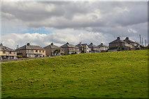SD3876 : Allithwaite : Grassy Field by Lewis Clarke