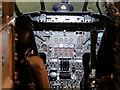 TL4646 : IWM Duxford, Pre-Production Concorde Cockpit by David Dixon