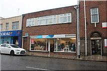 SU1583 : Sue Ryder shop on Victoria Road, Swindon by David Howard