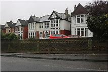 SU1583 : Croft Road, Swindon by David Howard